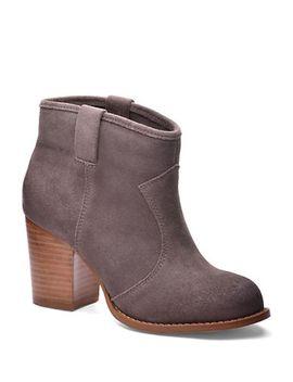 lakota-suede-ankle-slip-on-boots by splendid