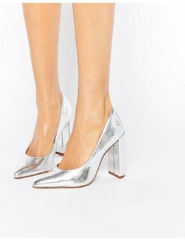river-island-block-heeled-pumps by river-island