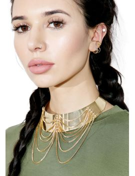 for-glory-collar-necklace by fashion-accents