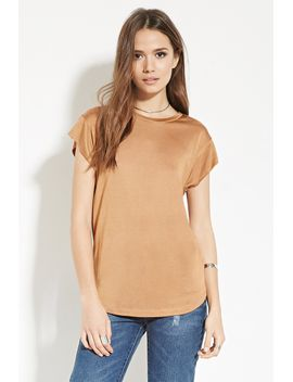 contemporary-curved-hem-top by forever-21