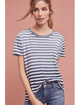 levis-striped-boyfriend-tee by levis