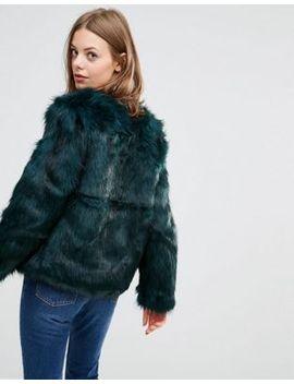 minimum-faux-fur-coat by coat
