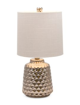 hammered-table-lamp by stylecraft