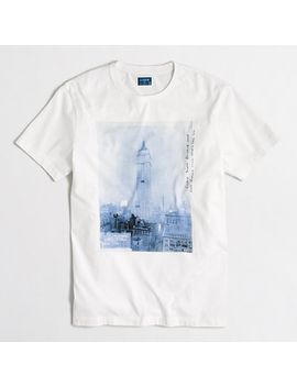 cityscape-t-shirt by jcrew