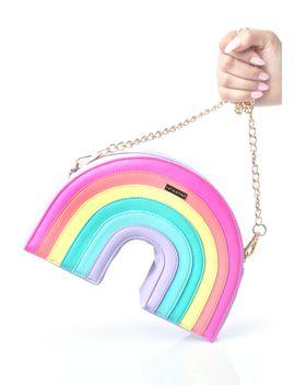 rainbow-cross-body-bag by skinnydip
