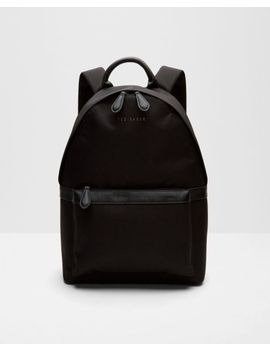 nylon-backpack by ted-baker