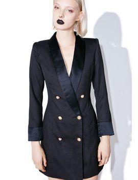 gainsbourg-blazer-dress by lioness