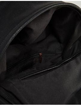 glamorous-minimal-backpack-in-black by glamorous