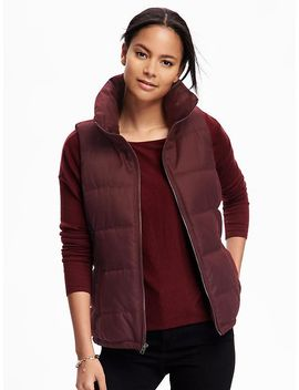 textured-frost-free-vest-for-women by old-navy
