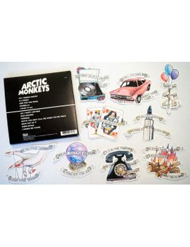arctic-monkeys-am-full-sticker-set by delinqwentz