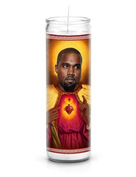 kanye-west-prayer-candle!-saint-kanye!-hilarious-gift! by calartcandles