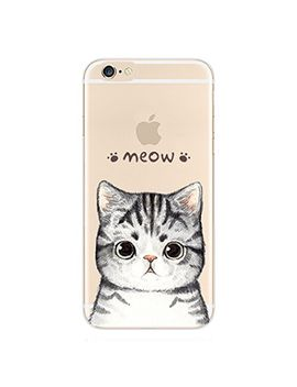 iphone-6-plus-case,-nurbo-2016-new-hot-pet-cat-tpu-cover-for-iphone-6s-plus-55-inch-(e) by nurbo