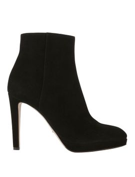 madison-suede-bootie by sergio-rossi