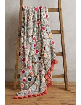 amedee-crocheted-throw by anthropologie