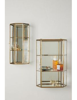 wall-curio-cabinet by anthropologie