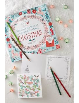 the-coloring-book-of-cards-and-envelopes by anthropologie