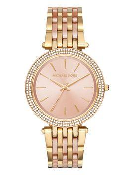womens-darci-two-tone-stainless-steel-bracelet-watch-39mm-mk3507 by michael-kors