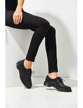 dr-martens-1461-mono-3-eye-oxford by dr-martens