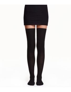 thigh-high-over-knee-socks by h&m