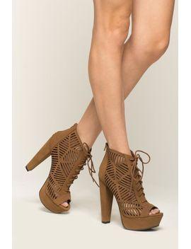 zamora-h-fashionably-late-bootie by agaci