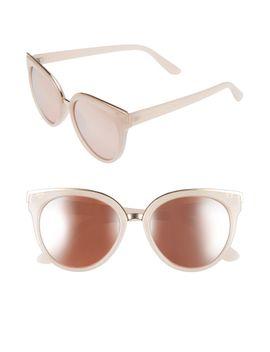 55mm-cat-eye-sunglasses by bp