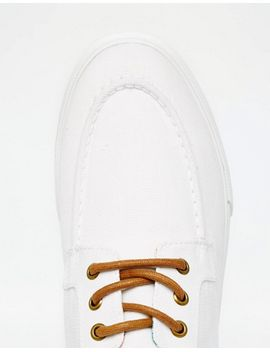 asos-boat-shoes-in-white-with-floral-lining by asos