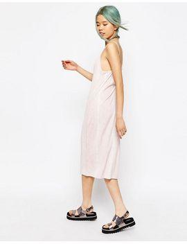 asos-midi-cami-slip-dress-in-snake-print by asos-collection