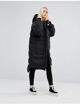 asos-petite-puffer-coat-with-step-hem by asos-petite