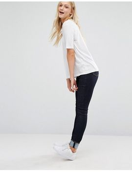 monki-oki-high-waist-skinny-jean by monki