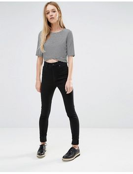 monki-oki-deluxe-high-waisted-skinny-jean by monki