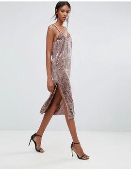 madam-rage-velvet-slip-dress by dress
