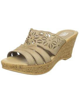 spring-step-womens-dora-wedge-slide-sandal by spring-step