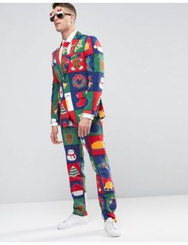 opposuits-slim-christmas-suit-+-tie by opposuits