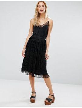fashion-union-lace-midi-skirt by fashion-union