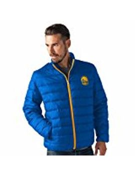 nba-mens-skybox-full-zip-packable-jacket-(large,-golden-state-warriors) by g-iii-sports