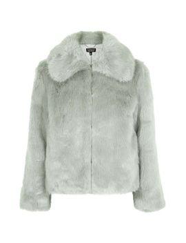 luxe-fur-coat by topshop
