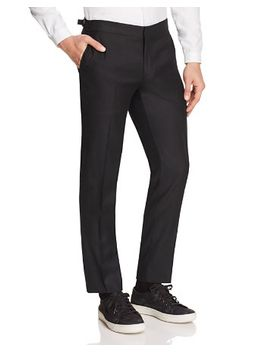 tailor-super-100s-slim-fit-tuxedo-trousers by the-kooples