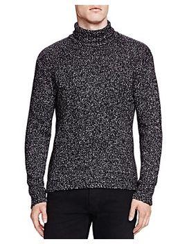 fancy-wool-mélange-sweater by the-kooples