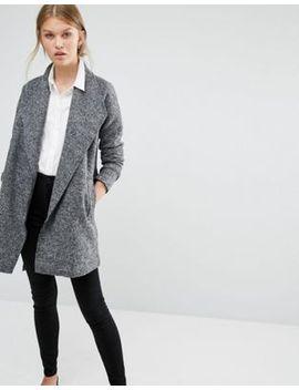 vero-moda-belted-coat by vero-moda