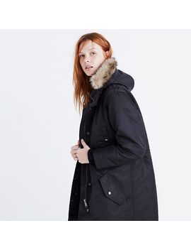 belmont-parka by madewell