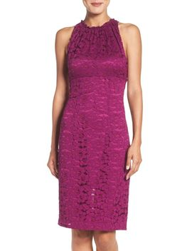sally-lace-sheath-dress by trina-trina-turk