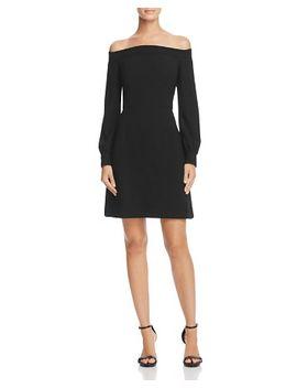 off-the-shoulder-dress by jill-jill-stuart