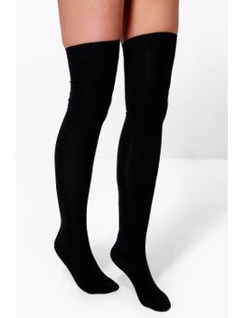 grace-over-the-knee-socks-3-pack by boohoo