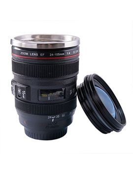 camera-lens-mugs-coffee-cups-for-coffee_-milk_-water-great-gifts-for-women_men---transparent-lid-by-funlavie by amazon