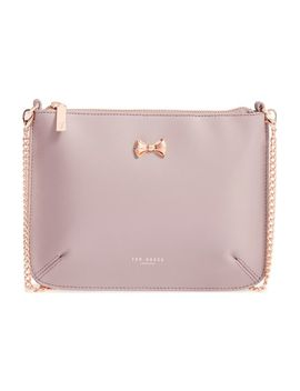 amalia-leather-crossbody-pouch by ted-baker-london