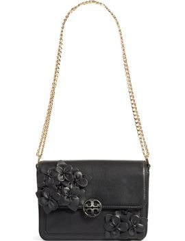 duet-flower-leather-shoulder-bag by tory-burch