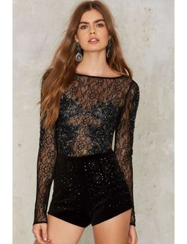 nasty-gal-collection-all-that-glitters-beaded-shorts by nasty-gal