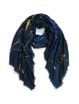 expressionist-floral-print-scarf by nordstrom