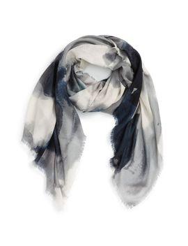fantasy-brushstroke-scarf by nordstrom