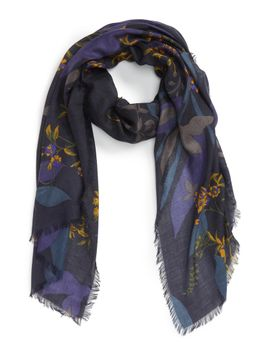 floral-cashmere-&-silk-scarf by nordstrom